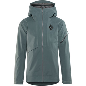Black Diamond Mission Jacket Men teal